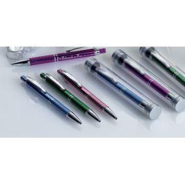 Bolígrafo metálico