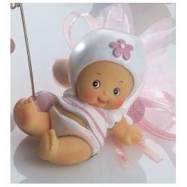 Portanotas bebé niña pijama
