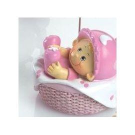 Portanotas bebé niño cuna
