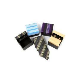 Set corbata estrecha