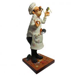 """Figura pequeña """"El Cocinero"""""""
