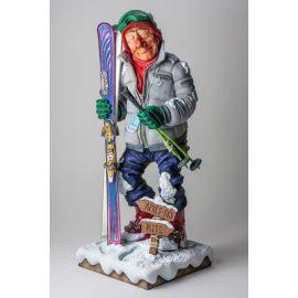 """Figura """"El Esquiador"""""""