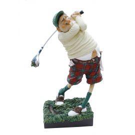 """Figura pequeña """"El Golfista"""""""