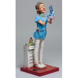 """Figura pequeña """"La Dentista"""""""