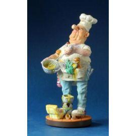 "Figura pequeña ""Chef"""