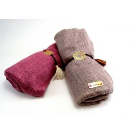 Pulsera elastica con foulard
