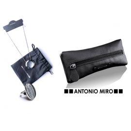 """Conjunto de collar y anillo  """"Lanthia"""" y estuche de regalo  ANTONIO MIRO"""