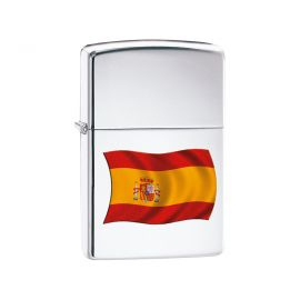 """""""ZIPPO"""" Encendedor bandera España"""