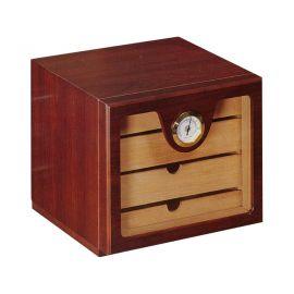 "Caja humificadora ""Luxe"" con 3 cajones"