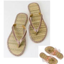 Chanclas - Flip Flop Bambú Talla L