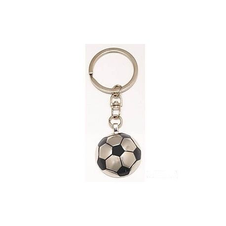 Llavero pelota fútbol
