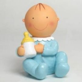 Figura pastel biberón