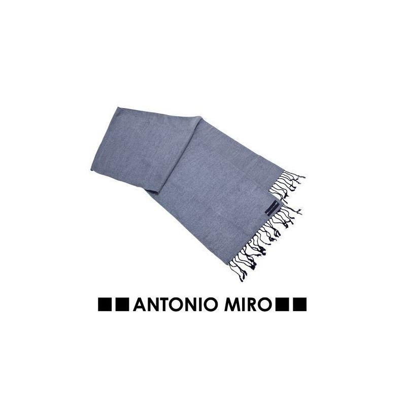 Antonio Mir/ó BUFANDA GRIS HOMBRE