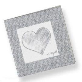 100 tarjetas corazón