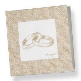 100 tarjetas anillos