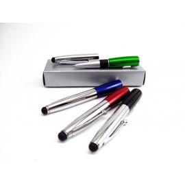 Bolígrafo linterna y puntero