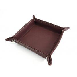 Vaciabolsillos marrón