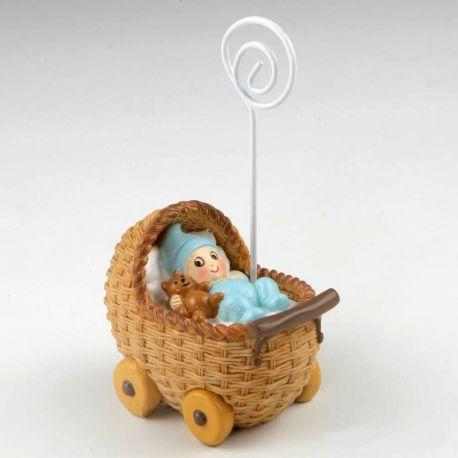 Portanotas bebé chica